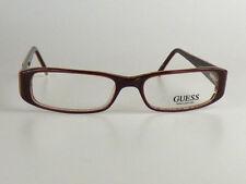 Guess Eyeglasses model GU 1478 color brown