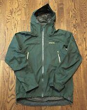Patagonia Super Cell 2-Layer Gore-tex Paclite Rain Jacket Mens Medium 83821 $269