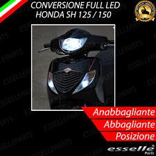 KIT A LED HONDA SH 125 150 ANABBAGLIANTE ABBAGLIANTE H4 LUCE DI POSIZIONE T10