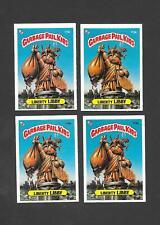Topps UK Garbage Pail Kids GPK 3rd Series (1986) 4 variety cards of No 113b