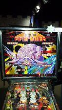 FIREPOWER Pinball Machine - Williams 1980 - Feel the Power!