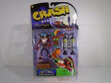 1998 Resaurus-Crash Bandicoot-Jet Pack Crash Bandicoot Figure (Look)