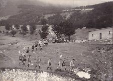 VERA FOTO BOY SCOUT SCOUTISMO ANNI '50 / '60 3-33