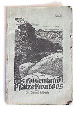 6192 Daniel Häberle le Felsenland du pfälzer forêt 1911 palatinat pays client