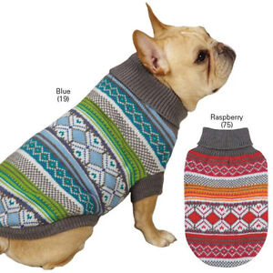 Northern Light Dog Turtleneck Sweater Pet  East Side Collection Apparel