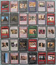 Star Wars CCG Tatooine Rare Card Selection