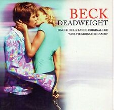 CD CARTONNE CARDSLEEVE COLLECTOR BECK DEADWEIGHT B.O. FILM FRENCH