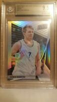 Luka Doncic Rookie Prizm Silver Gold VIP Panini National #92/99 Gem Mint 9.5
