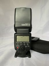 Canon SPEEDLITE 580 EX II Flash with carry case - Great Condition