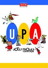 UPA Jolly Frolics 1948 - 1959 (DVD 3-Disc Set) 38 Theatrical Cartoons - New!