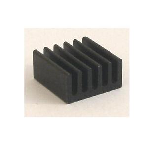 Heatsink Type14 14mm x 14mm x 7mm Aluminum Heatsink (8pcs)
