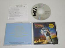 BACK TO THE FUTURE/SOUNDTRACK/VARIOUS(MCA MVCM-19301) JAPAN CD ALBUM