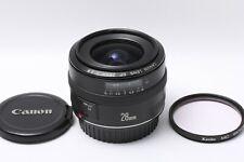 Near MINT CANON EF 28mm F/ 2.8 AF Wide Angle Lens JAPAN 201051