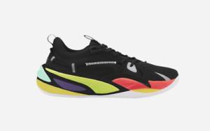 PUMA RS Dreamer J Cole Black White Rainbow Size 4 - 13 NEW