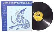JOHN BENTLEY & HIS BUDDIES: Vol 11 Piano Series LP EUPHONICS RECORDS US 1976 NM+