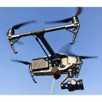 INSPIRE 2 GANNET PAYLOAD RELEASE for drone fishing