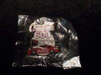 NOS 1995 Coca Cola 600 Nascar Collectible Souvenir Pin Race Car Collectibles