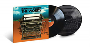 FRAMPTON,PETER-PETER FRAMPTON FORGETS THE WORDS VINYL LP NEUF