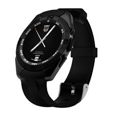 NO.1 G5 Bluetooth Heart Rate Monitor Smart Wrist Watch for Android iOS Black