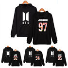 KPOP BTS In Bloom Sweater Bangtan Boys RapMonster Jungkook Jimin Hoodie Suga *1