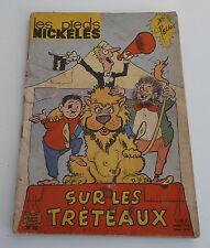 LES  PIEDS NICKELÉS      N° 55    édition originale      mar11