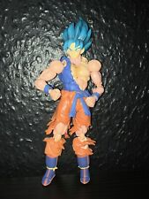SS God Battle Damage Son Goku - Dragonball - SH Figuarts Custom