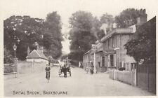 Broxbourne, Hertfordshire Postcard