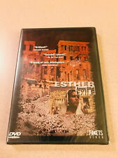 Esther DVD Facets Video Sealed New Rare Hard To Find New