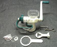 The Original Healthy Juicer (Lexen GP27) - Manual Wheatgrass Juicer EUC