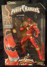 New listing New Power Rangers Dino Thunder Legacy Red Ranger Action Figure limited edition