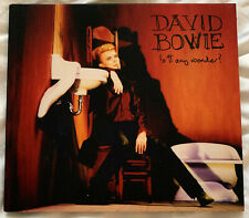 David Bowie - Is It Any Wonder CP EP (Limited Ed.of 4000.With Tracking.Like New)