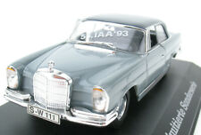 FALLER Memory Cars 4315 - Mercedes 220 SE Coupe IAA `93 - 1:43 in OVP /Box  W111