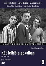 KÉT FÉLIDŐ A POKOLBAN - HUNGARIAN DVD (1961)