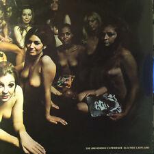 Jimi Hendrix LP 1968 Release Year Vinyl Records