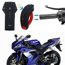 Bluetooth Intercom Motorcycle Helmet Headset Handlebar Remote Controller Switch