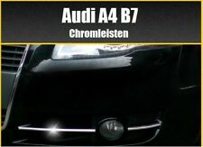 Audi A4 B7 - 3M Chrom-Zierleisten Chromleisten Nebelscheinwerfer NSW