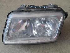 Scheinwerfer links Audi A3 8L Hella Beleuchtung vorne MIT Nebelscheinwerfer