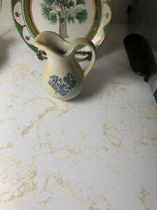 Pfaltzgraff Yorktowne Vinegar Oil Pitcher Vase RARE