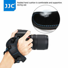 JJC Pro Soft Adjustable Hand Grip Strap for Nikon Sony Canon Fuji DSLR Cameras