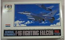 Arii 1/48 F-16 Fighting Falcon Nato Type Model Kit NIB