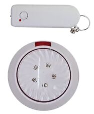 LED Lampe mit Infrarot-Fernbedienung kabellos batteriebetrieben LED-Beleuchtung