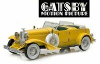 GREENLIGHT 12927 DUESENBERG II SJ The Great Gatsby 2013 diecast model car 1:18th