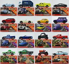 2020 Matchbox Power Grabs Wave C - All 16 Vehicles / Honda CVCC / Nissan / MIB