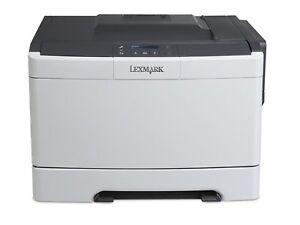 Lexmark CS310dn A4 USB Network Duplex Colour Laser Printer CS310 310 310dn *NEW
