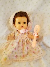 Vintage Doll Bottles & Rattles For Dy Dee Molded Baby Vinyl Dolls