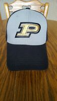 Purdue Boilermakers One Size Baseball Cap Excellent Condition Top of the World