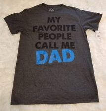 Well Worn Men's My Favorite People Call Me Dad NWT ▪ Size Medium