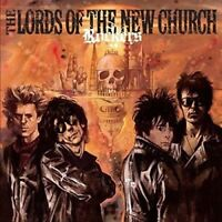 LORDS OF THE NEW CHURCH - ROCKERS (RE-ISSUE)   CD NEU