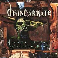 Disincarnate - Dreams Of The Carrion Kind (NEW CD DIGI)