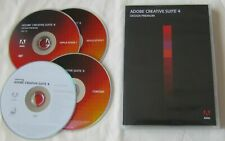 Adobe CS4 Creative Suite 4 Design Premium Mac